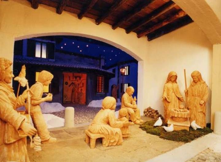Presepi di Natale Forlì e Cesena Foto