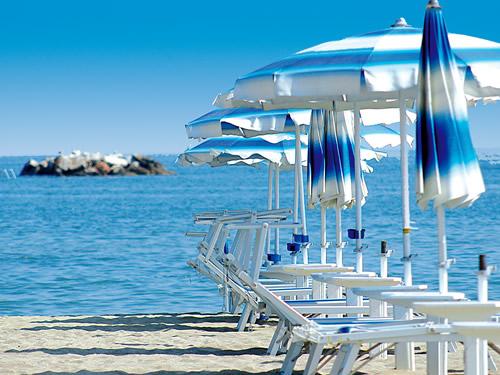 mare spiagge cesenatico foto